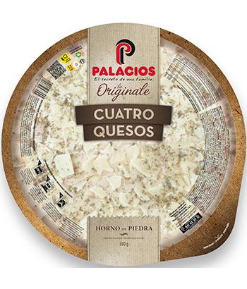 Pizza Originale quatro Queijos 390g