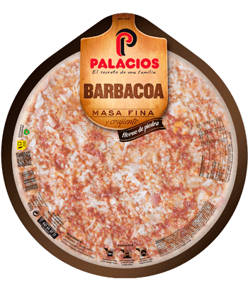 Pizza Massa Fina Churrasco