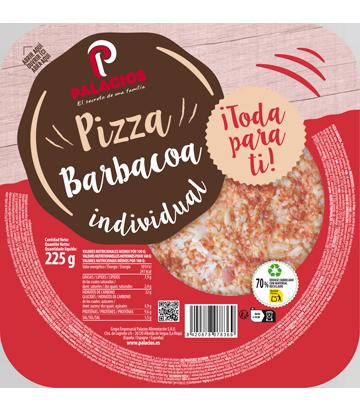 Pizza Míni Micro Barbecue